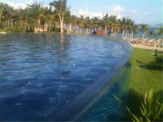საბაჟო აკრილის პანელი Swim Diving Pool